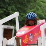 racers Racers Roll In 25th Annual Soap Box Derby
