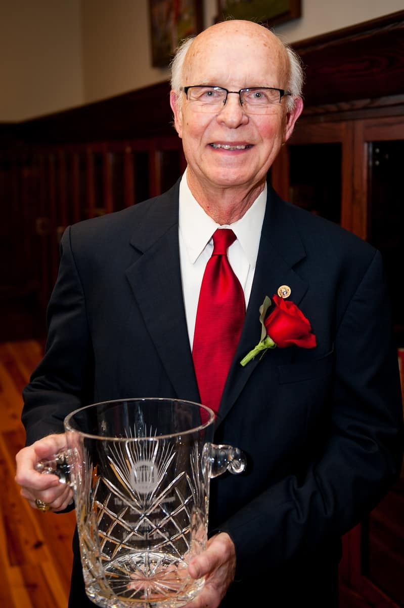 RayBrown Pascagoula lawyer inducted into Ole Miss Hall of Fame