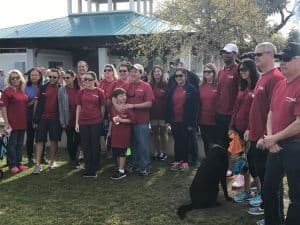chevron-MS-walk-1 Community Gathers to Fight Disease