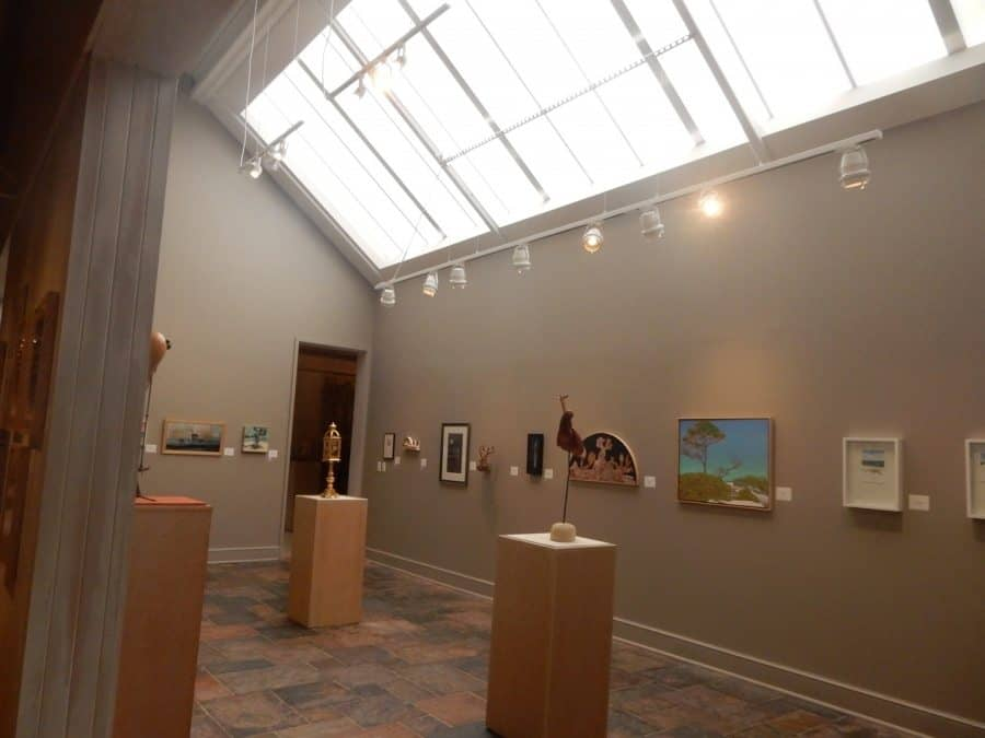IMG_7401 Museum preserves nationally-celebrated artwork