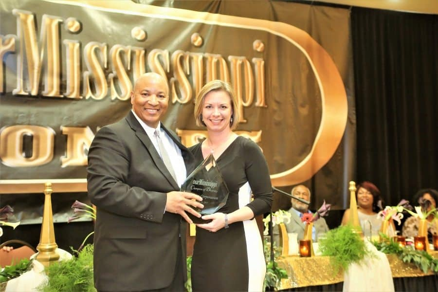 MS-Honors Chevron Honored For Diversity Practices