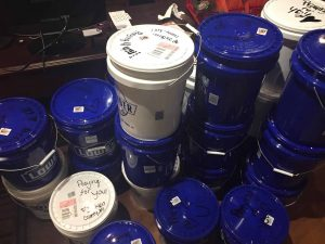 21273330_726413284215875_4157953929642481845_o-300x225 First Round of Flood Buckets, Beaumont Bound