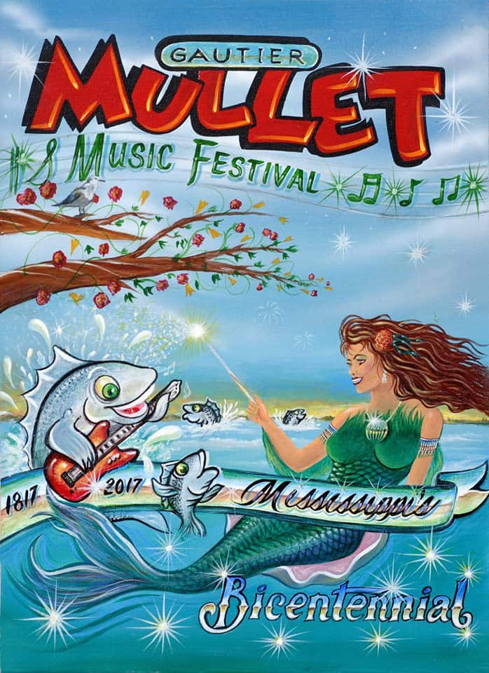 Mullet-Fest-Image Gautier's Mullet Festival Hopes to Draw Crowds and Offer Family Fun
