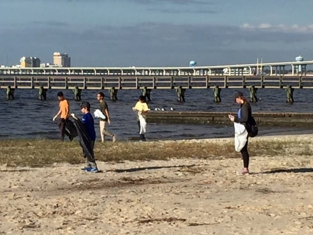 OS1 Here's the Final Numbers on November's Mississippi Coastal Cleanup