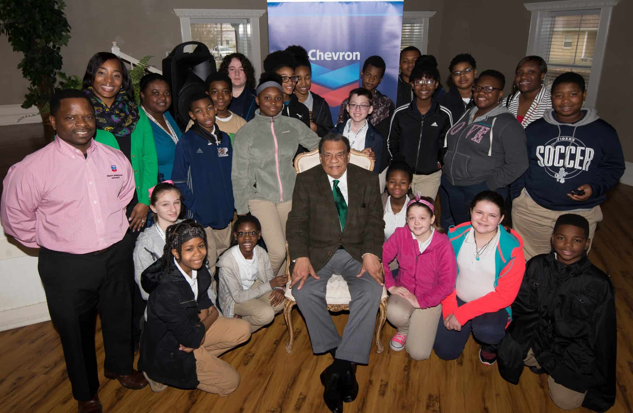 Civil-rights-leader-120-1-e1518442032859 Black History Month: NAACP Moss Point - Jackson County and Chevron hosted Honorable Andrew Young, U.N. Ambassador, Civil Rights Leader