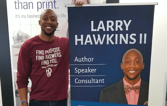 Pay It Forward Friday: Larry Hawkins II on Purpose, Principles, and Pascagoula