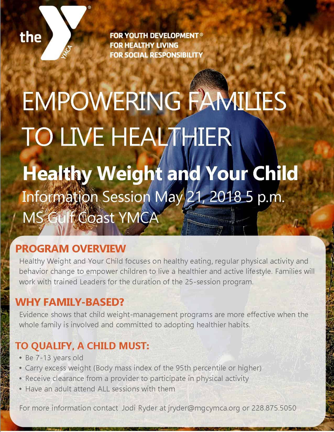 HWYC-jpeg Mississippi Gulf Coast YMCA Takes on Childhood Obesity with New Program