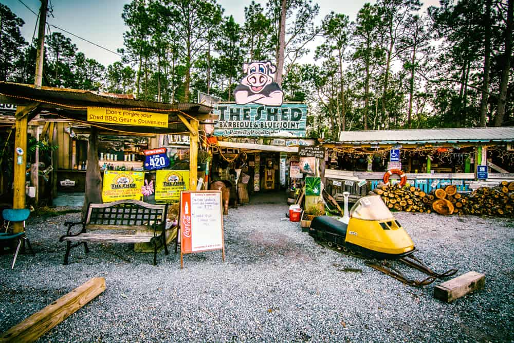 "Ocean-Springs-MS-The-Shed-by-Fred-Salinas Ocean Springs named ""Coolest Small Town in America"""